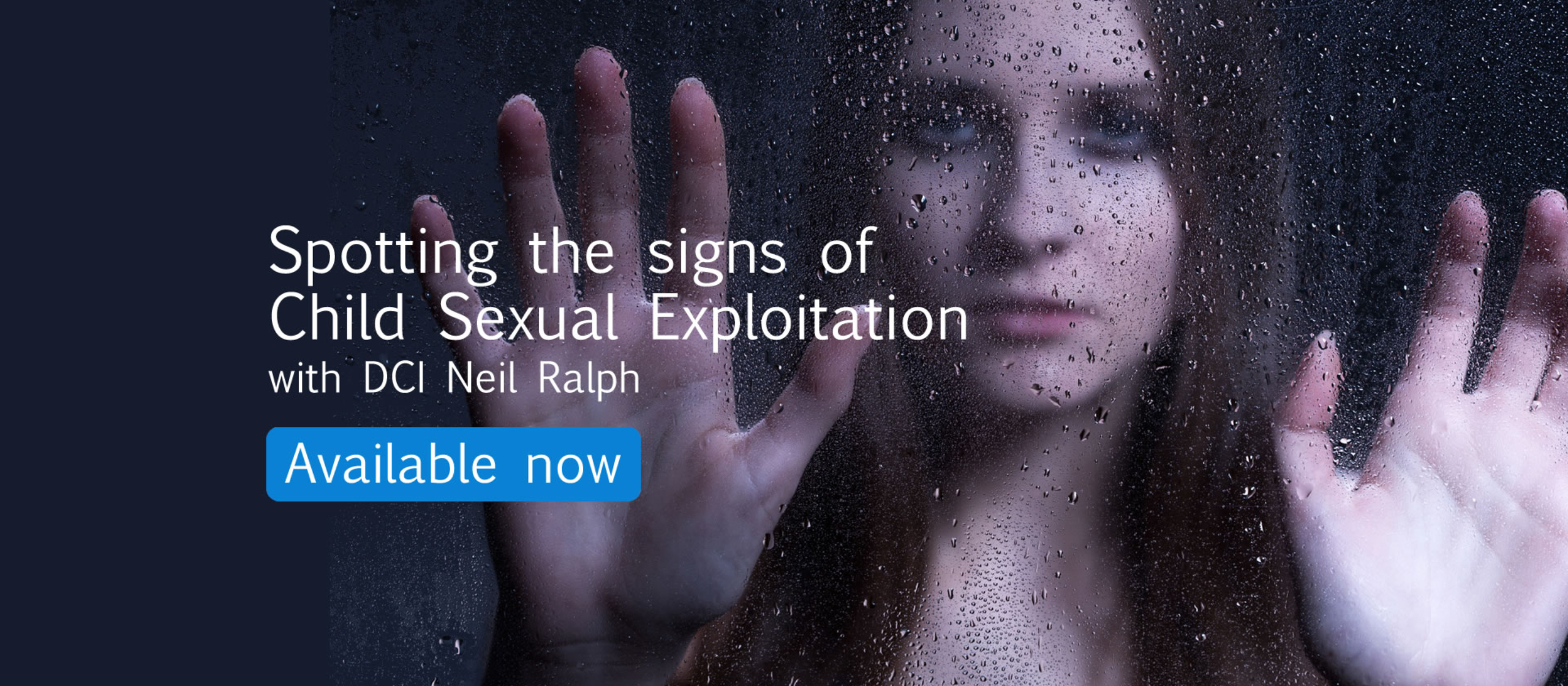 Spotting the signs of Child Sexual Exploitation